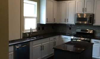 Cabinet Refinish & fine woodwork (No deposit ) 100% satisfaction!