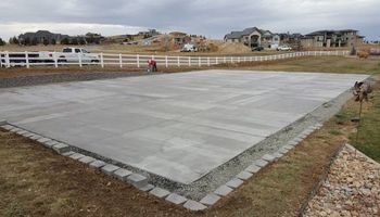 Elevation CONCRETE CONTRACTOR. RESIDENTAL/COMMERCIAL