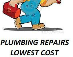 Low cost plumbing services (free estimate)