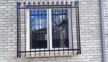 SMALL WELDING JOB ! HANDRAIL - GATES - WINDOWGUARD - WINDOW WELL - FEN