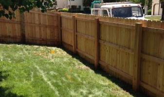 PREMIUM CEDAR FENCES! PRICES STARTING AT JUST $12/FT! CALL NOW!!!