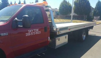 24/7 Towing Service - SKY TOW