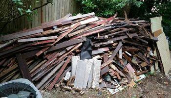 JUNK, Hauling, TRASH Removal, etc. Construction Debris/Garage Clean Out!