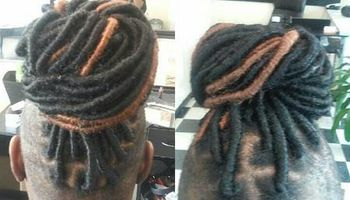 FAUX LOCS $105 mobile