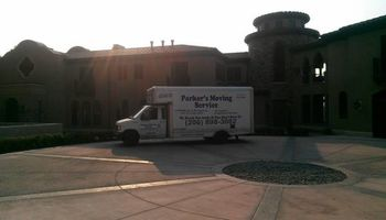 Call Parker's Moving For The Best Priced Movers!