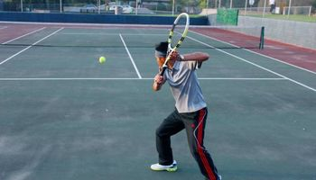 Private Tennis lesson by USPTA Professional