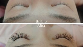 Mink Eyelash Extension