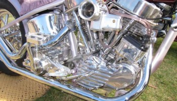 Motorcycle Detailing Antique-Race-Show