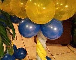 LUNA Balloons for parties!!