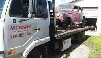 ASC TOWING SERVICES
