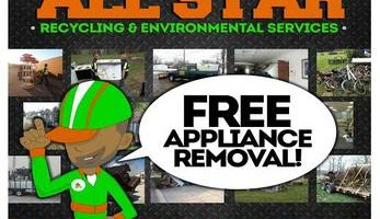 PROFESSIONAL TRASH JUNK & CLUTTER REMOVAL. CALL ALL STAR!