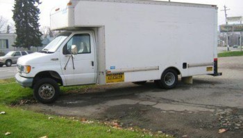 Affordable last minute movers - 17ft & 24ft box truck