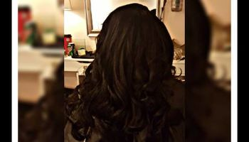 LUXURAY HEALTHY SEW-IN. Pic. speak for themselves!