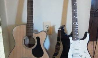 Easy Pro Rock Guitar Lessons /40+Yrs. Exp. / Any Genere /1950's-90's