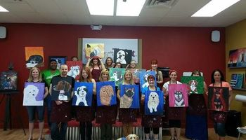 PAINTING PARTIES - ART STAR ENTERTAINMENT