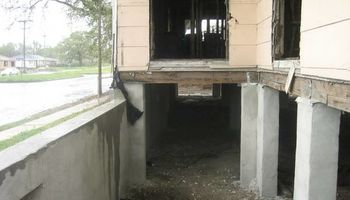 SILL & STRUCTURAL REPAIRS/INSTALLATIONS