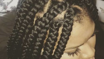Long Lasting Box Braids