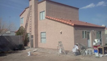 Stucco Block Walls, Drywall, Water Damage...