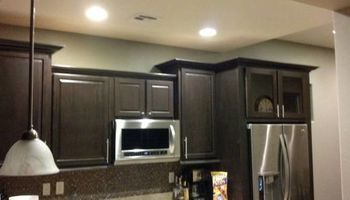 Kitchen reface/refinish - Woodworking