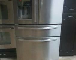 We service all in-home appliances