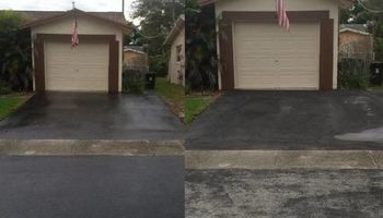 Parking lot / home driveway repair services