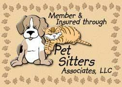 Affordable, Licensed, Bonded and Insured Pet Sitting in Your Home