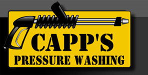 Capp's Pressure Washing