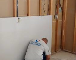 POPCORN REMOVAL, TEXTURE, DRYWALL