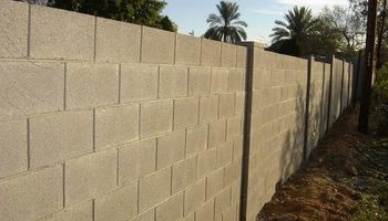 Sun State Concrete. BLOCK FENCING and MORE!