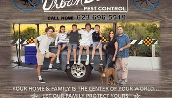 Pest Control - Scorpions, Ants, Bees, Wasps & other General Pests