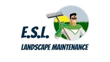 ESL Landscape Maintenance. Basic lawn care starting at $35