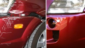 Auto body repair at your home or office 50% to 75% off shop price!