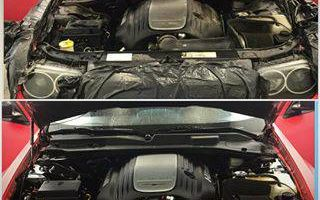 Engine Detail - mobile service! $60.00