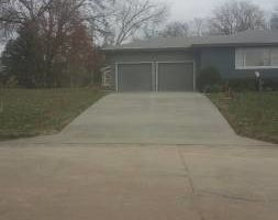 Quality Residential Concrete. AIM REMODELING