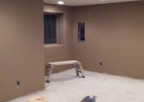 Basement Remodeling services by RAMZ