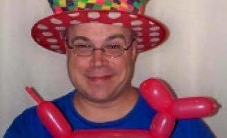 Allen the Balloon Man for birthday parties & other events