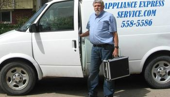 APPLIANCE REPAIR SERVICE. The same day!