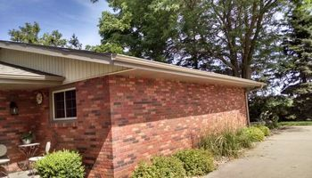 Leaf free gutters/seamless gutter and repair