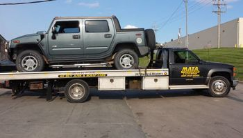 2 LOCAL TOWING WITH MATA TOWING