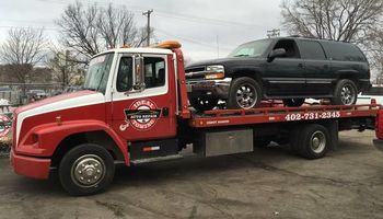 $40 FLATBED TOWING
