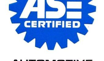 ASE Certified 25+ years experience