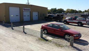 Quartermaster Automotive Center (3505 Harrison Street)