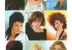 Hair Cuts, Color, Shave, Style... 7 th Heaven Hair Salon