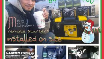 Remote starters and Much More!