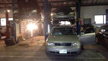 Inexpensive Audi/Volkswagen Specialists
