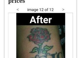 40$ Tattoos and 20$ Name