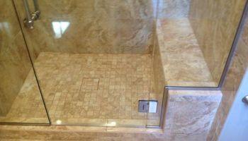 BATHROOM REMODELING, CUSTOM TILE