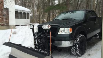 Snow plowing (south Windsor area)