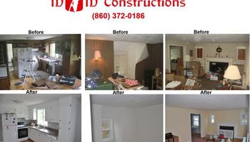 Prof. Exterior, Interior Painting and Decorative Painting Services
