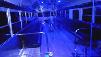 Prom Party bus specials!